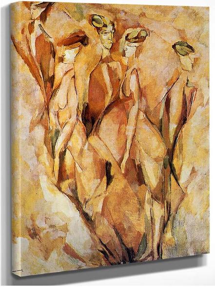 Portrait Dulcinea 1911 By Duchamp Marcel