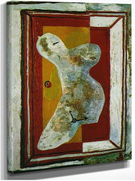 Soft Nude Nude Watch By Salvador Dali