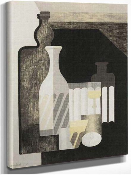 Still Life 1926 By Ozenfant Amedee