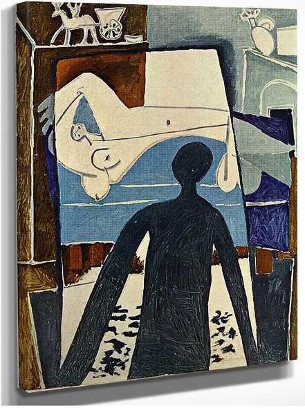 The Shadow 1953 By Pablo Picasso