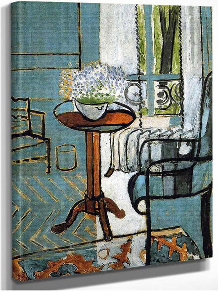The Window 1916 By Henri Matisse