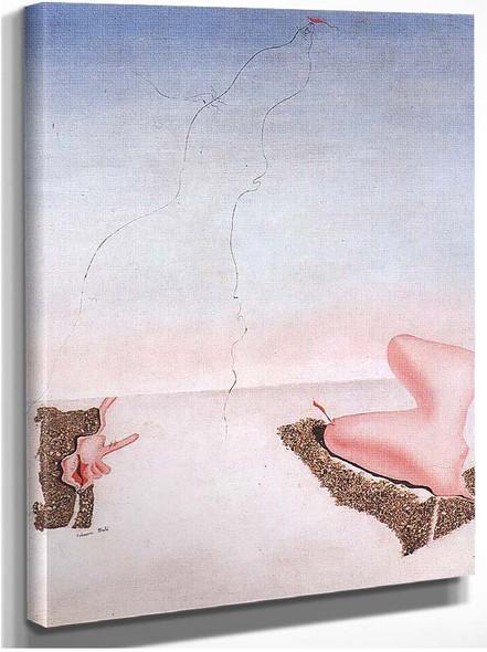 Unsatisfied Desires 1928 By Salvador Dali