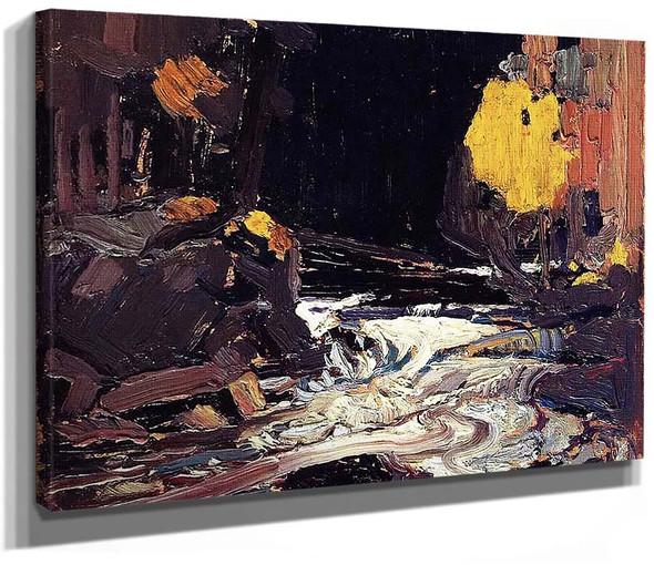 A Rapid By Tom Thomson