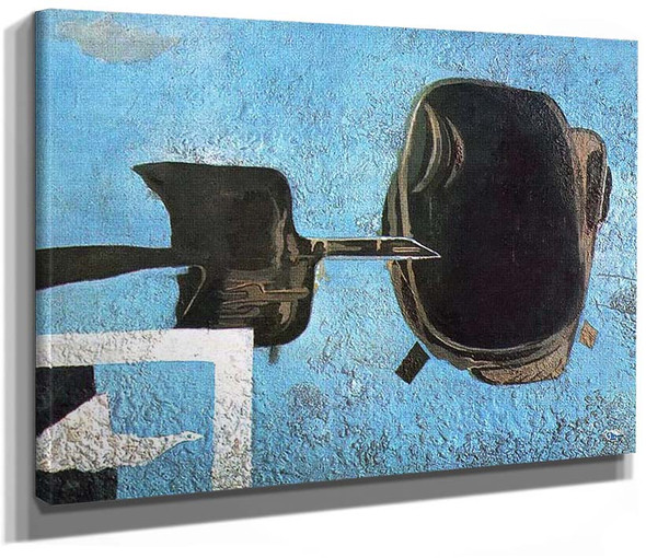 A Winging 1955 By Georges Braque