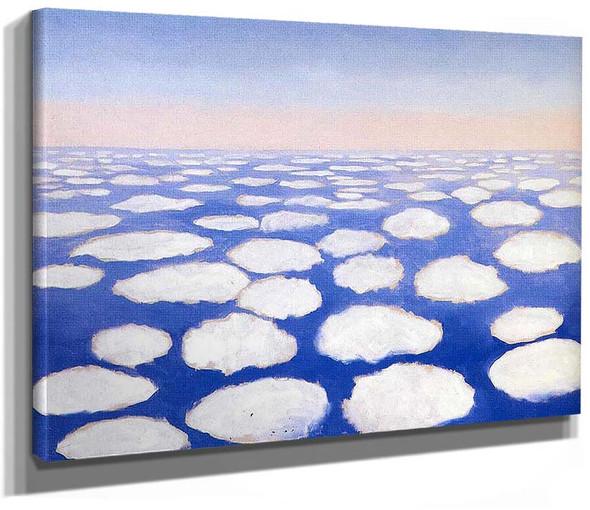 Above The Clouds I By Georgia O Keeffe