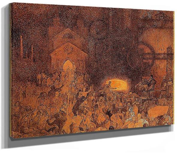 Age Of Reason 1938 By Alphonse Mucha
