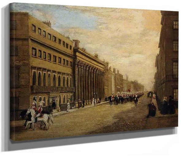 Albemarle Street London By Henry Fuseli