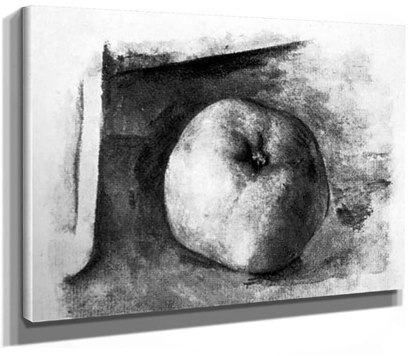 Apple 1914 By Pablo Picasso