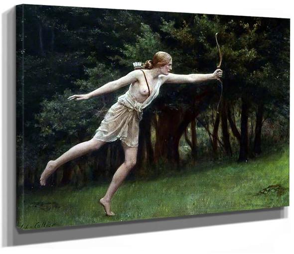 Artemis By John Maler Collier