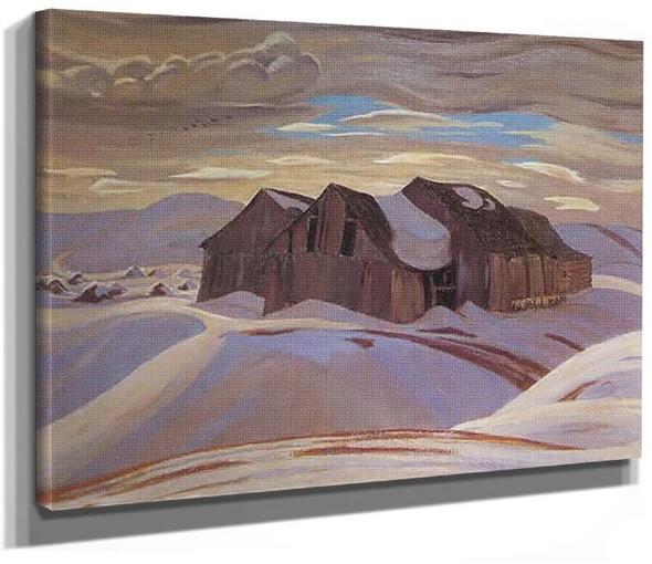 Barns 1926 By Jackson A Y