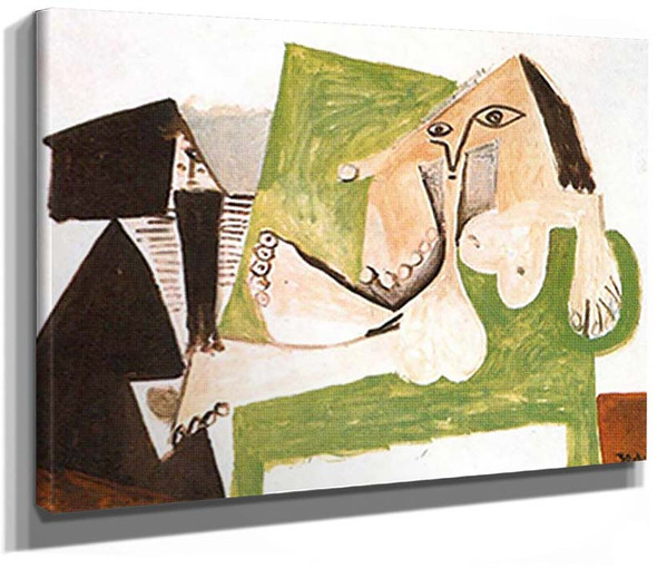 Bathsheba By Pablo Picasso