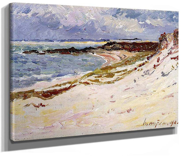 By The Sea By Maxime Maufra