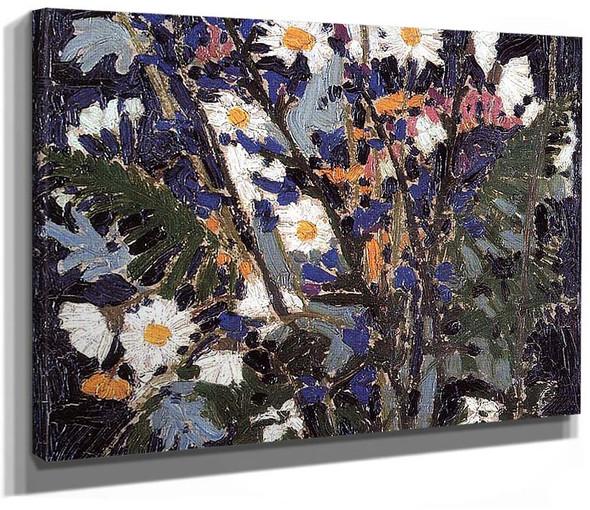 Canadian Wildflowers By Tom Thomson