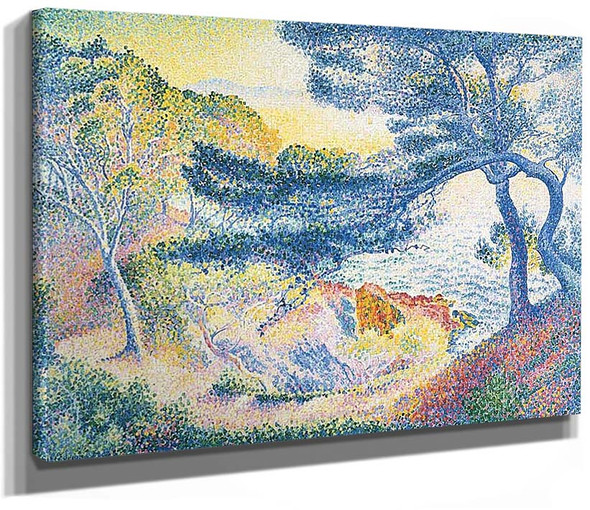 Cape Layet 1904 By Henri Matisse