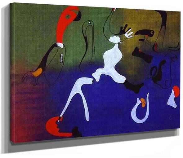 Composition By Laszlo Moholy Nagy
