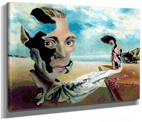 Corrosive By Salvador Dali