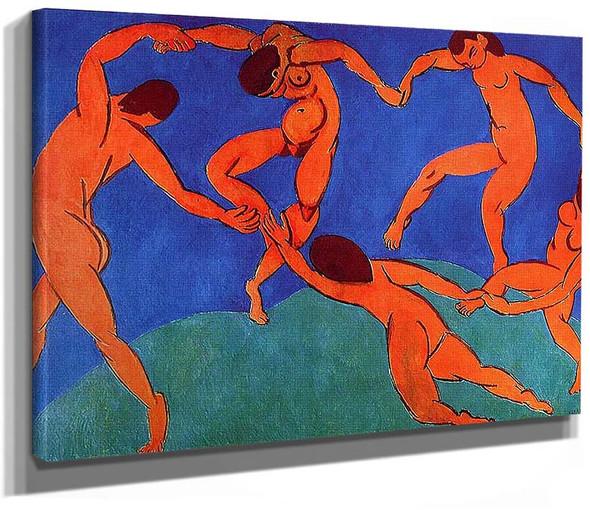 Dance Ii 1910 By Henri Matisse