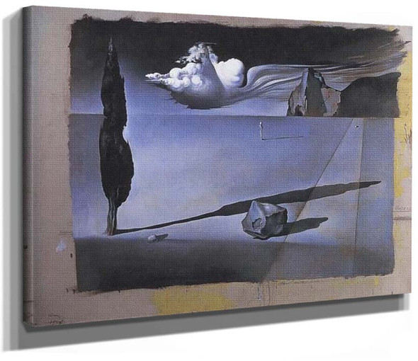 Design For The Film Spellbound 1 By Salvador Dali