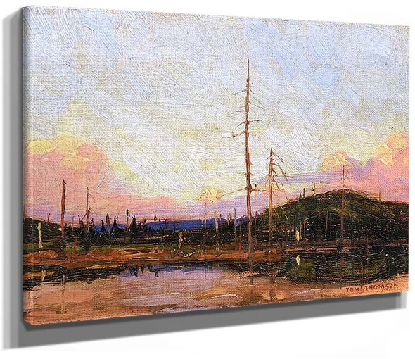 Evening1 By Tom Thomson
