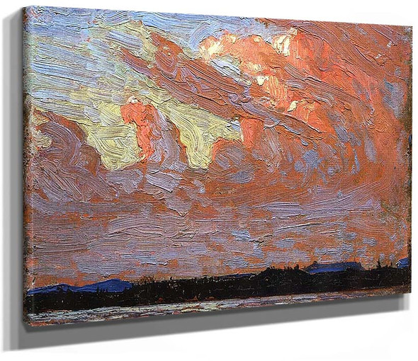 Evening By Tom Thomson