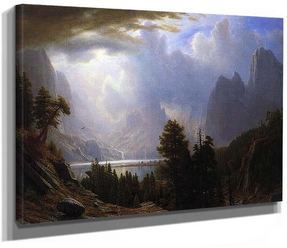 Landscape By Fernand Leger