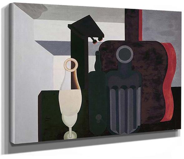Still Life 1921 By Ozenfant Amedee