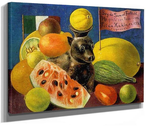 Still Life 1951 By Frida Kahlo