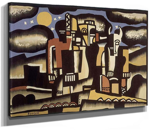 The Creation Of The World By Fernand Leger