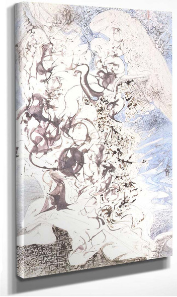Angel By Salvador Dali