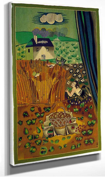 Aubusson Tapestry 1941 By Dufy Raoul