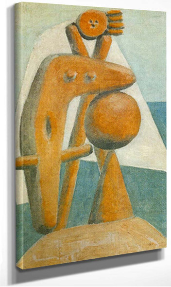 Bather By Pablo Picasso
