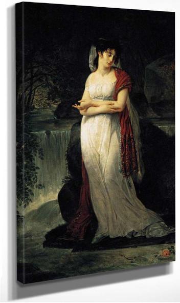 Christine Boyer By Gros Antoine Jean