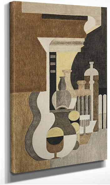Composition Puriste 1926 By Ozenfant Amedee