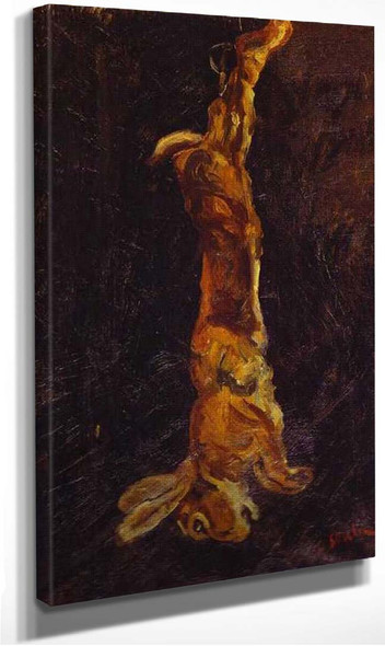 Hanging Hare By Chaim Soutine
