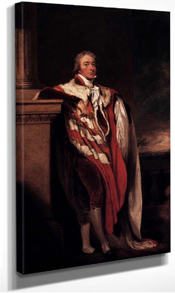 John Fane Tenth Count Of Westmorland By Lawrence Sir Thomas