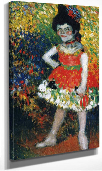 Nana 1901 By Pablo Picasso