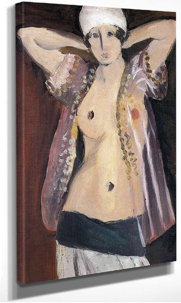 Nude 1 By Henri Matisse