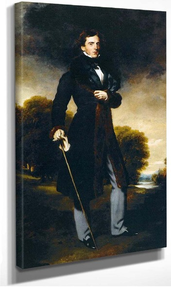 Portrait Of David Lyon By Lawrence Sir Thomas