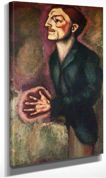 Portrait Of Dr Dumouchel 1910 By Duchamp Marcel