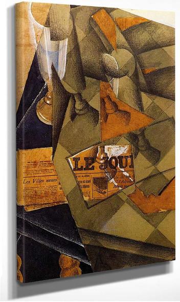 Still Life 1914 By Juan Gris