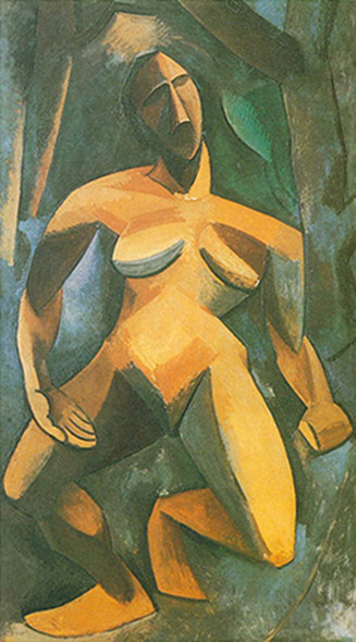 The Dryad By Nude In A Forest By By Pablo Picasso Art Reproduction from Wanford