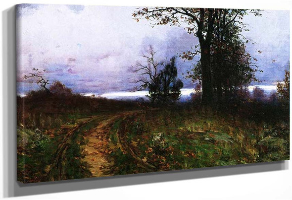 Georgia Landscape By Henry Ossawa Tanner