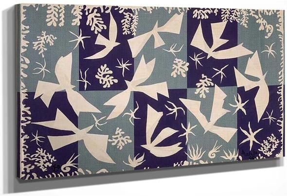 Polynesia The Sky 1946 By Henri Matisse