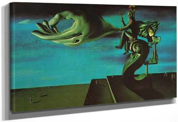 The Hand By Salvador Dali