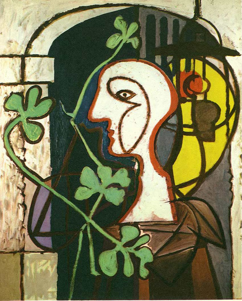 A Lamp 1931 By Pablo Picasso Art Reproduction from Wanford