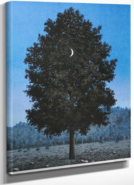 Sixteenth Of September 1956 by Rene Magritte