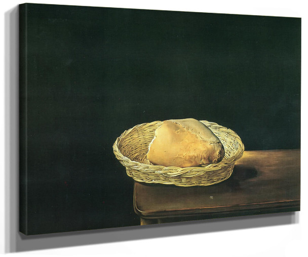 The Basket Of Bread 2 by Dali