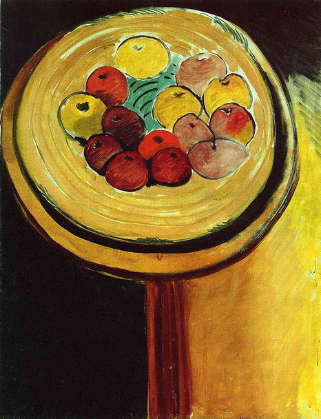 Apples 1916 By Henri Matisse Art Reproduction from Wanford