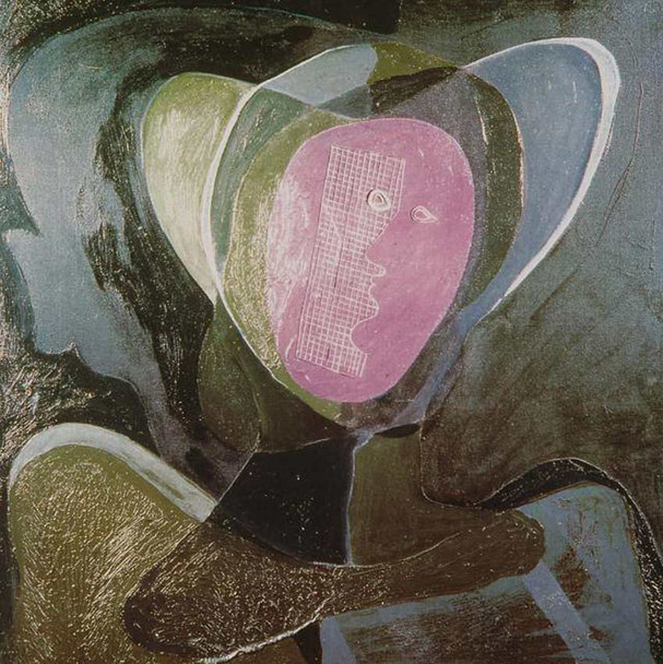 Head Of A Woman By Salvador Dali Art Reproduction from Wanford.