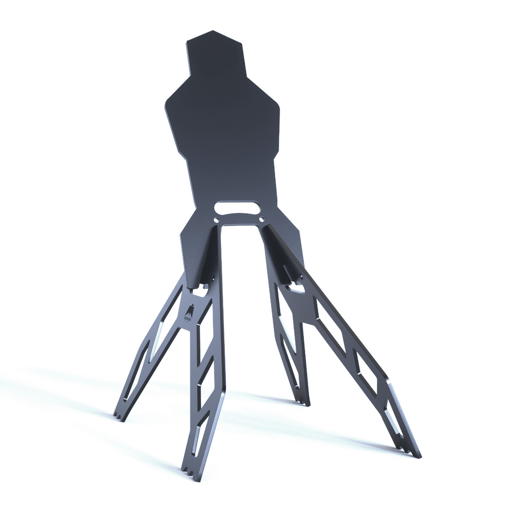 RAVEN AR550 Steel Target Stand